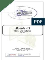 Module 1 DBA 1 9i