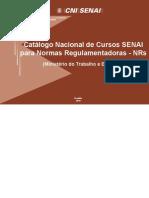 Catálogo Senai