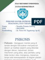 Ternaba FK UMI MEDAN (Psikosis Bipolar, Manik Depresif)