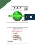 Radar Course Notes