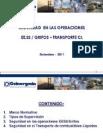 1.Seguridad en La Comercializacion y Transporte de Combustibles Liquidos