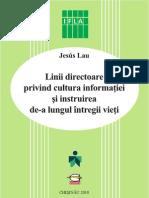 Ifla Guidelines Ro Cultura Informatiei