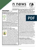Green News 5-6-12
