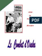 OSAKA 1956. La Victoire Du Disciple Final