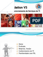 ITIL Foundation - 01 - Introducao - V1