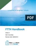 FTTH Handbook 2012 V5.0 English