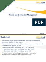 SD Commission Management Case Study V1.0