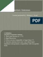 Aperture Antennas