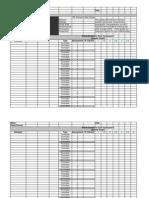 Standards-Based Report Sheet