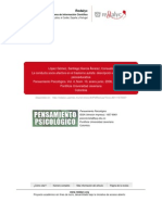 [0] La conducta socio-afectiva en el trastorno autista - descripción e intervención psicoeducativa