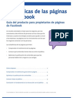 Guía de Marketing para Páginas Comerciales en Facebook