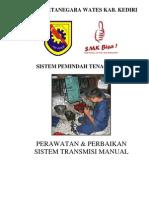 Praktek Transmisi Manual