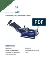 Campey - Koro FTM 1.5mtr - Elevator - Modular -964b001-0_ondboek 2011-11