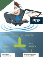 metodos de evaluacion de desempeño.