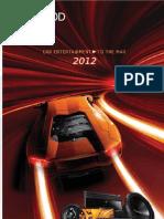 catalogo kenwood 2012