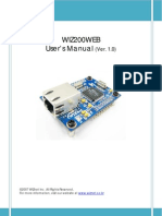 Wiz200web User Manual v1 0 0