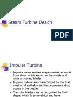Steam Turbine Design