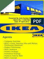Brand Discussion - IKEA