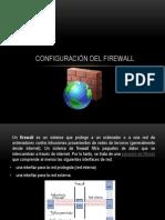 Configuración del Firewall