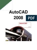 Apostila Auto Cad 2008