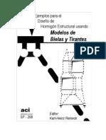 Ejemplos para el diseño de Hormigón Estructural utilizando modelos de Bielas ACI SP 208 2002