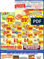 Friedman's Freshmarkets - Weekly Ad - May 3 - 9, 2012