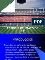 ARTRITIS REUMATOIDE (AR)