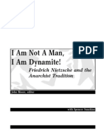 """""I Am Not a Man, I Am Dynamite! Friedrich Nietzsche and the Anarchist Tradition"" por John Moore y Spencer Sunshine"