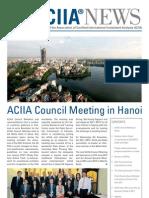 ACIIA Newsletter Jan12