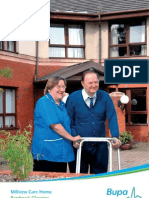 Brochure Millview Care Home