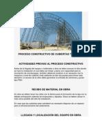 Proceso Constructivo de Cubiertas Tipo Ssr