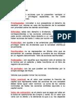 Clases de acciones_2012