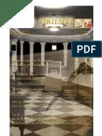 El Oriente - Boletín oficial de la Gran Logia de España - Núm 1, Año 6012