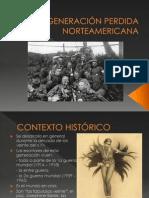 LA GENERACIÓN PERDIDA NORTEAMERICANA