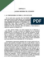 03. Capítulo 1. La población indígena del Ecuador