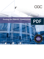 Passing the Prince2 Examinations (2009)