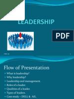 Final Leadership Presentation