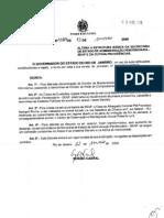 Decreto nº 41.864, de 12 de maio de 2009