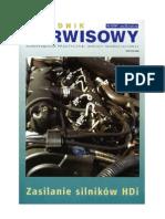 Poradnik Serwisowy - Zasilanie silników HDi S.Węgiel