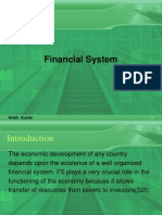 01Nature of Financial System