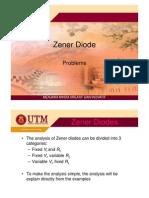 Examples Zener Diode