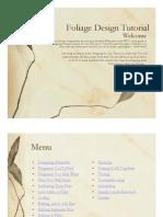 Foliage Design Tutorial
