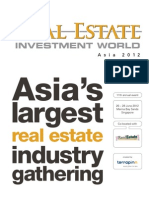 11th Annual Real Estate Investment World Asia 2012