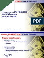 Apresentação Finanças Fractais