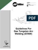 Guidelines GTAW