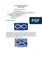 Notes on Metis Identity
