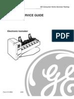 GE Electronic Ice Maker #31-9063