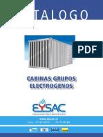 Catalogo Silenciador Para Grupo Electrogeno
