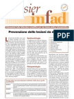 prevenzione lesioni decubito  DOSSIER INFAD