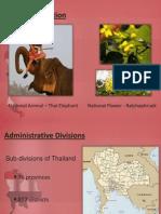 Thailand Ppt